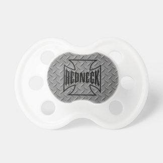 Redneck-Schnuller Diamant-Platte Schnuller