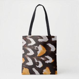 Reeves-Fasan-Feder-Muster Tasche
