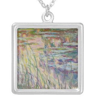 Reflexionen Claude Monets | auf dem Wasser, 1917 Versilberte Kette