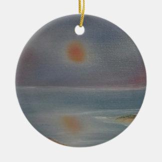 Reflexionen Keramik Ornament