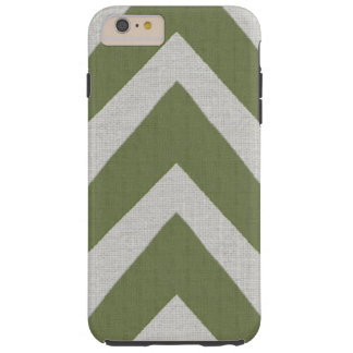 Regard de toile d'impression de flèches africaines coque iPhone 6 plus tough