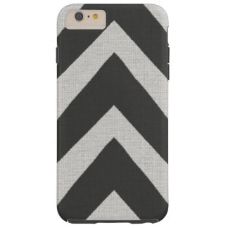 Regard de toile d'impression de flèches africaines coque tough iPhone 6 plus