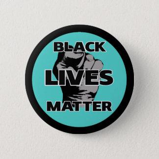 Regelmäßiger Knopf der schwarzen Runder Button 5,1 Cm