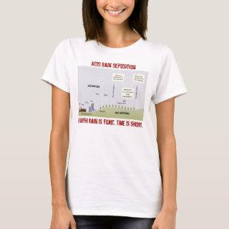 Regen-Absetzung T-Shirt