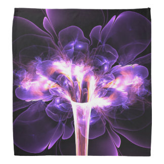 Regen-Blume Kopftuch