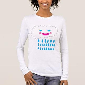Regen-Regen Langarm T-Shirt