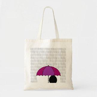 Regen Tragetasche