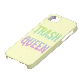 Regenbogen-Abfall Etui Fürs iPhone 5