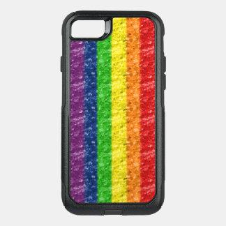 Regenbogen-Bar-Telefon-Kasten