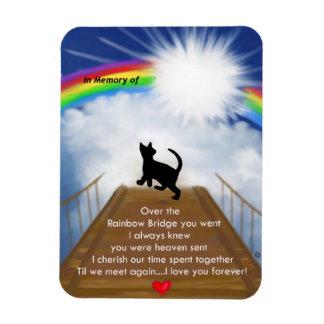 Regenbogen-Brücke für Katzen-Magneten Magnet