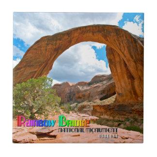 Regenbogen-Brücken-nationales Monument Fliese