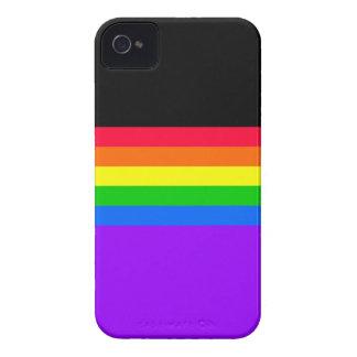 Regenbogen Case-Mate iPhone 4 Hülle