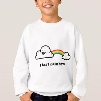 Regenbogen der Furz I Sweatshirt