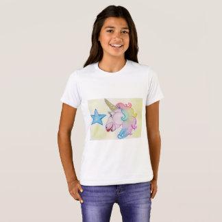 Regenbogen des Einhorns T-Shirt