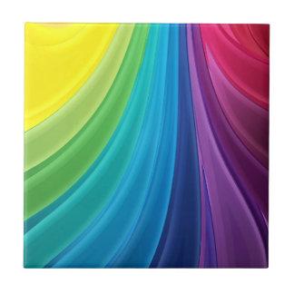 Regenbogen des fliese
