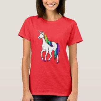 REGENBOGEN-EINHORN T-Shirt