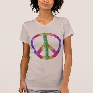 Regenbogen-Frieden T-Shirt