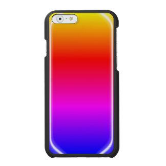 Regenbogen-Glanz Incipio Watson™ iPhone 6 Geldbörsen Hülle
