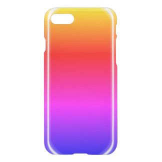 Regenbogen-Glanz iPhone 7 Hülle