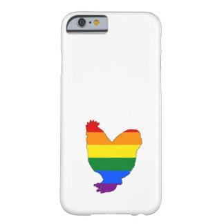 Regenbogen-Huhn Barely There iPhone 6 Hülle
