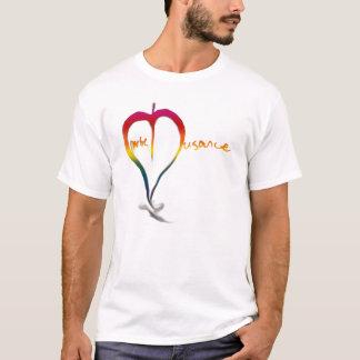 Regenbogen-Logo-Shirt T-Shirt