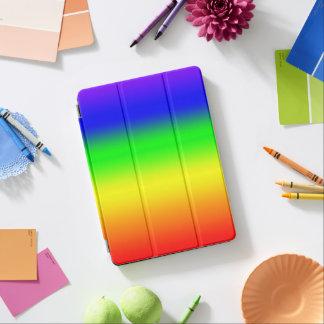 Regenbogen Ombre iPad Pro Hülle