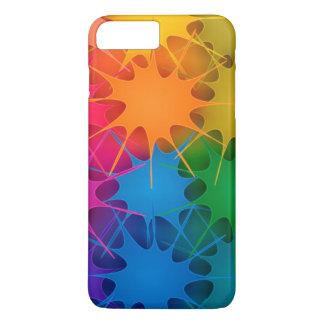 Regenbogen platsch! iPhone 8 plus/7 plus hülle