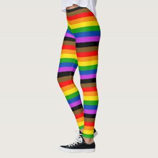 Regenbogen-Stolzgamaschen! Leggings