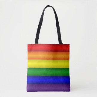 Regenbogen-Taschen-Tasche Tasche
