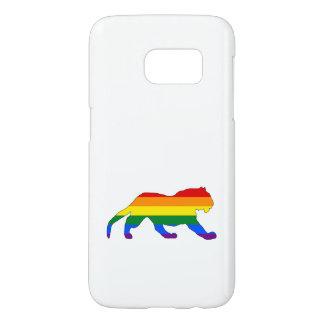 Regenbogen-Tiger