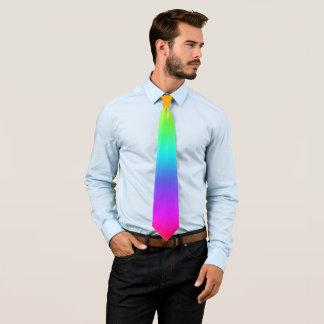Regenbogen verblassen krawatten
