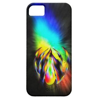 Regenbogenblühte iPhone 5 Hüllen