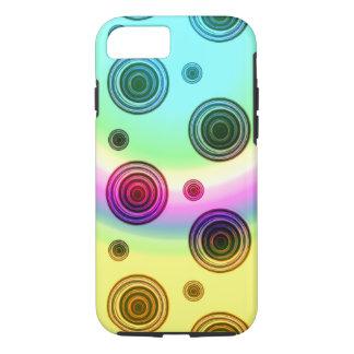 Regenbogenrosa iPhone 7 Hülle
