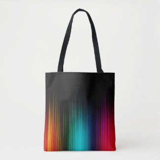 Regenbogenspektrum Tasche
