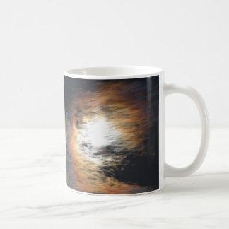 Regenbogenwolken Kaffeetasse