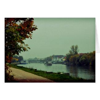 Regensburg Donau Karte