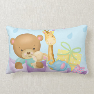 Regenschirm-Baby-Geschenkelumbar-Kissen Zierkissen