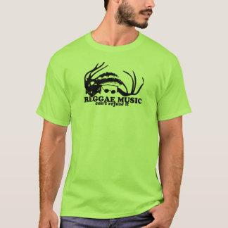 REGGAE-MUSIK… KANN ES NICHT ABLEHNEN T-Shirt