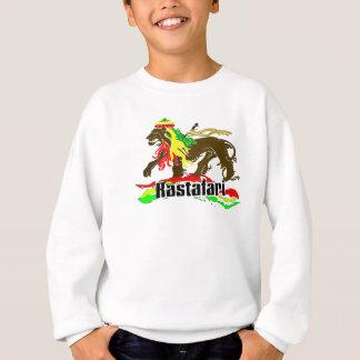 Reggae Rasta Eisen, Löwe, Zion 2 Sweatshirt