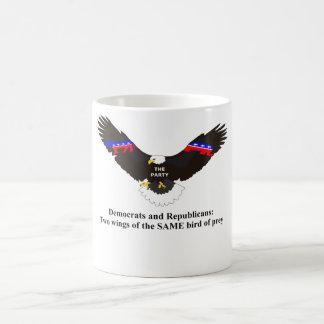 Regierungs-Raubvogel - T-Shirt für Frauen Kaffeetasse