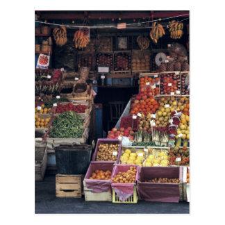 Région de l'Europe, Italie, Venise. Fruits colorés Carte Postale