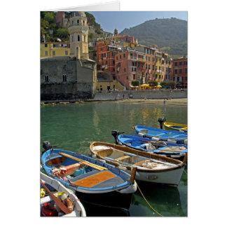 Region Europas, Italien, Ligurien, Cinque Terre, 2 Karte
