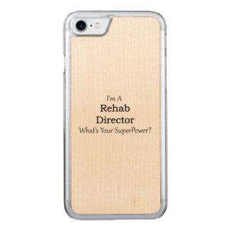 Rehabilitations-Direktor Carved iPhone 8/7 Hülle
