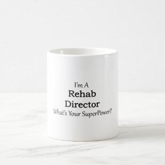 Rehabilitations-Direktor Kaffeetasse