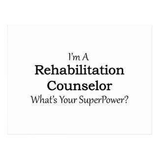 Rehabilitations-Ratgeber Postkarte