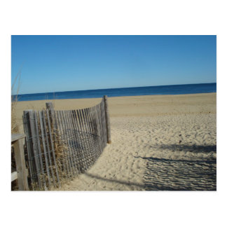 Rehoboth Strand, Delaware-Postkarte Postkarte