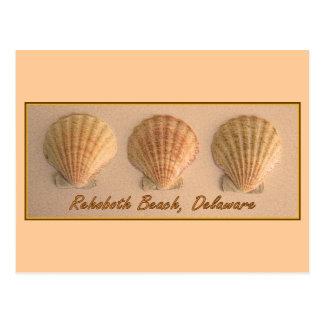 Rehoboth Strand, Delaware-Postkarte Postkarten