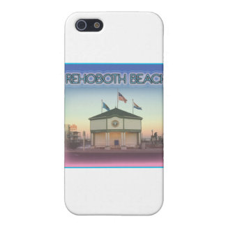 Rehoboth Strand Delaware - Rehoboth Allee-Szene iPhone 5 Schutzhülle