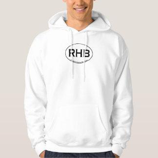 Rehoboth Strand-Delaware-T-Stück Hoodie