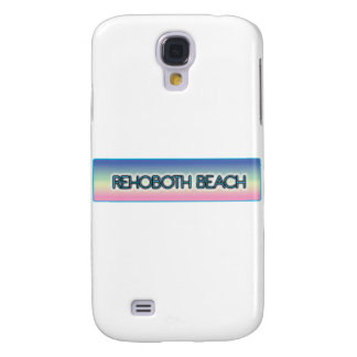 Rehoboth Strand-Pastellregenbogen-Art 1 Galaxy S4 Hülle